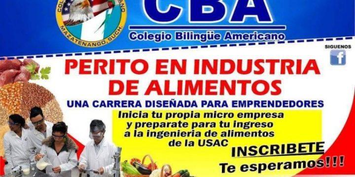 Perito en Industria de Alimentos